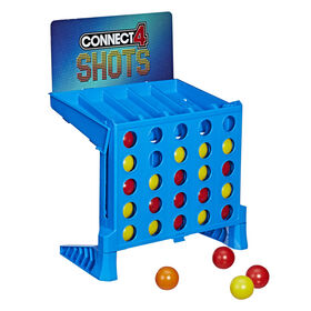 Hasbro Gaming - Connect 4 Shots Game