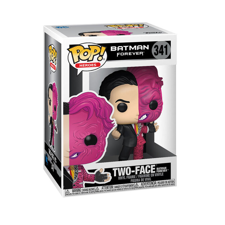 Funko POP! DC Comics: Batman Forever - Two-Face