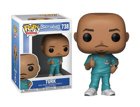 Funko POP! TV: Scrubs - Turk