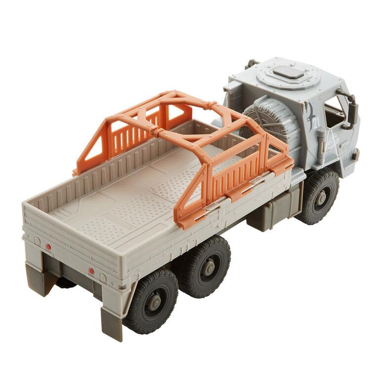 Matchbox Jurassic World Off-Road Rescue Rig Vehicle