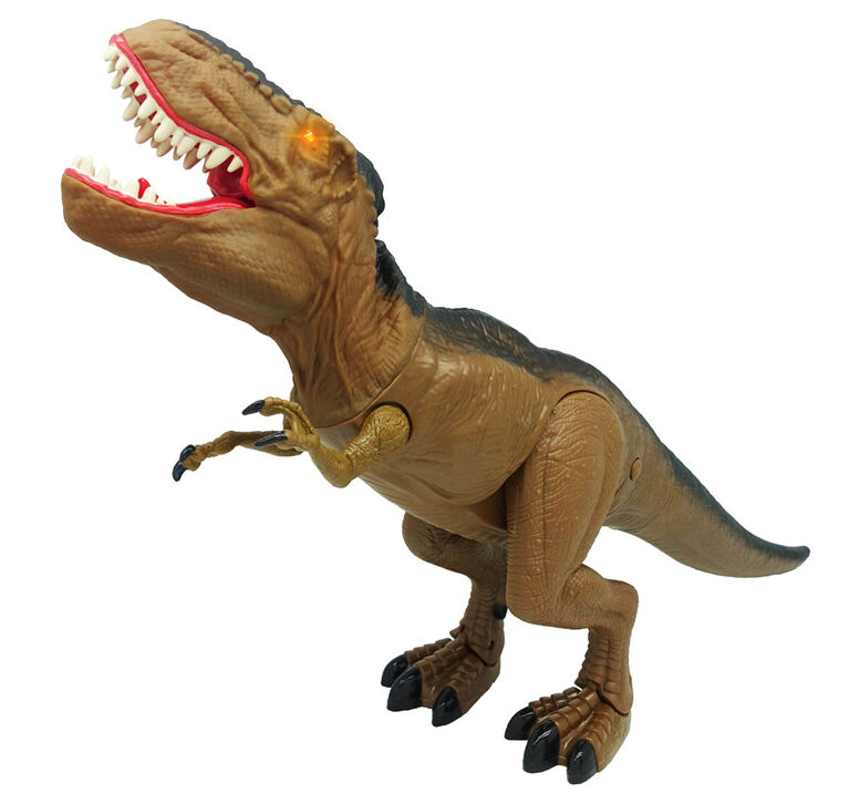 Animal Planet T-rex marcheur