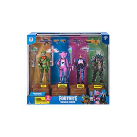 Fortnite Squad Mode 4 Figure Pack.