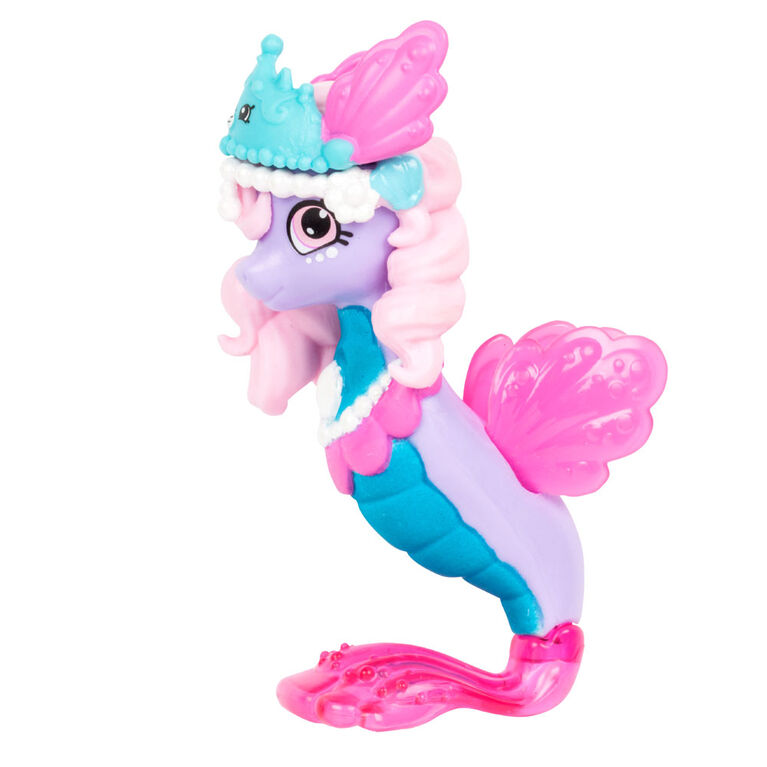 Shopkins Happy Places - Happy Mermaid Pack - Royal Pearl Seahorse