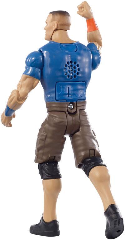 WWE Tough Talkers Total Tag Team John Cena Figure