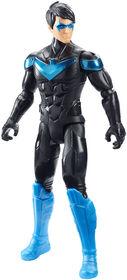 "DC Comics: Batman Missions Nightwing 12"" Action Figure"