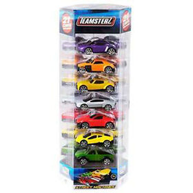 Teamsterz 21 Pack Die-cast Street Machines