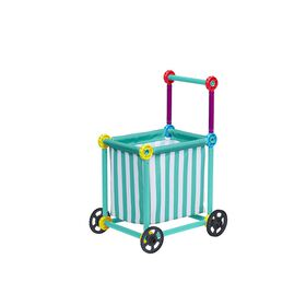 Antsy Pants Build & Play Kit - Market Cart
