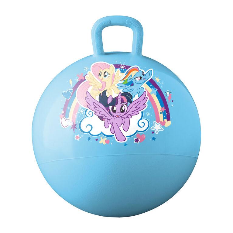 Ballon-sauteur Mon Petit Poney