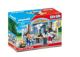 Playmobil - Vet Clinic Play Box