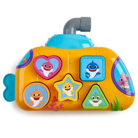 Pinkfong formes à trier musicales Baby Shark - Jouet préscolaire - WowWee
