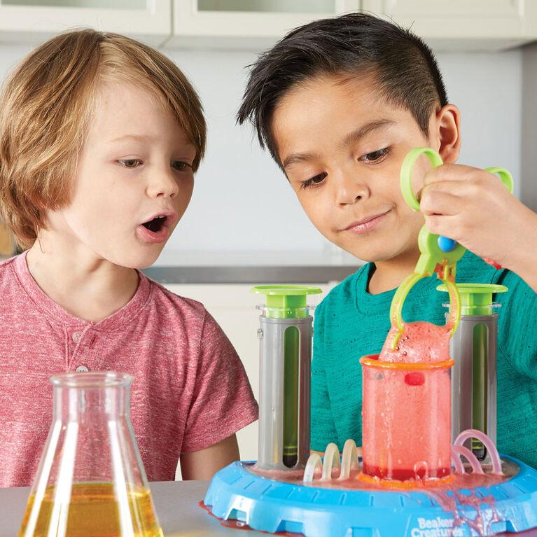 Learning Resources Beaker Creatures Liquid Reactor Super Lab