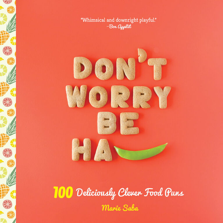 Dont Worry Be Hapea - Édition anglaise