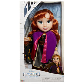 Frozen II Anna Travel Doll
