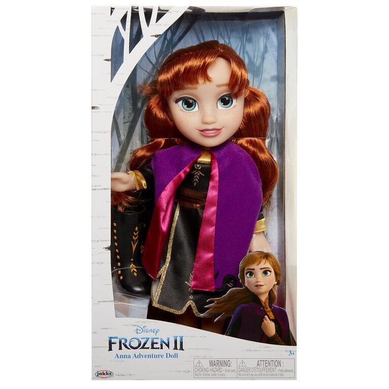 Frozen II Anna Travel Doll