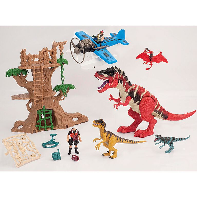 Animal Planet - Giant T-Rex Playset - R Exclusive