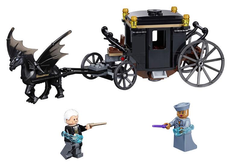 LEGO Fantastic Beasts L'évasion de Grindelwald 75951