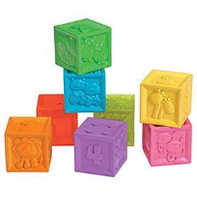 Infantino Grab & Stack Block Set