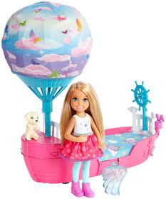 Barbie Dreamtopia Chelsea's Magical Dreamboat