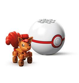 Mega Construx Pokémon Vulpix Figure