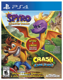 PlayStation 4 Crash / Spyro Bundle