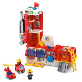 VTech Helping Heroes Fire Station - English Edition