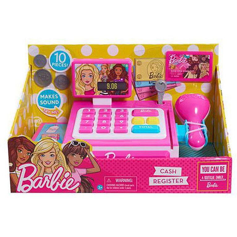 Barbie Small Cash Register