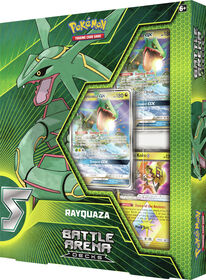 Pokemon TCG: Battle Arena Decks