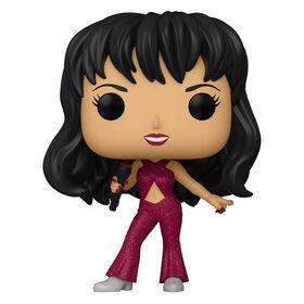 Funko Pop! Rocks: Selena (Burgundy Outfit)