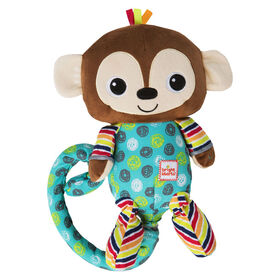Bright Starts™ Roll and Laugh Monkey™
