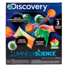 DISCOVERY  Glowing Science