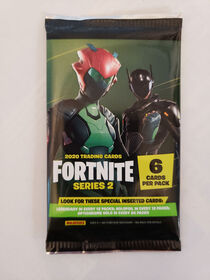2020 Panini Fortnite Series 2 Gravity Feed Booster - English Edition