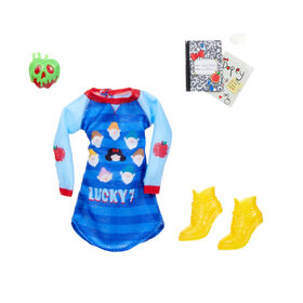 Disney Princess Comfy Squad Fashion Pack for Snow White Doll (doll sold separately)