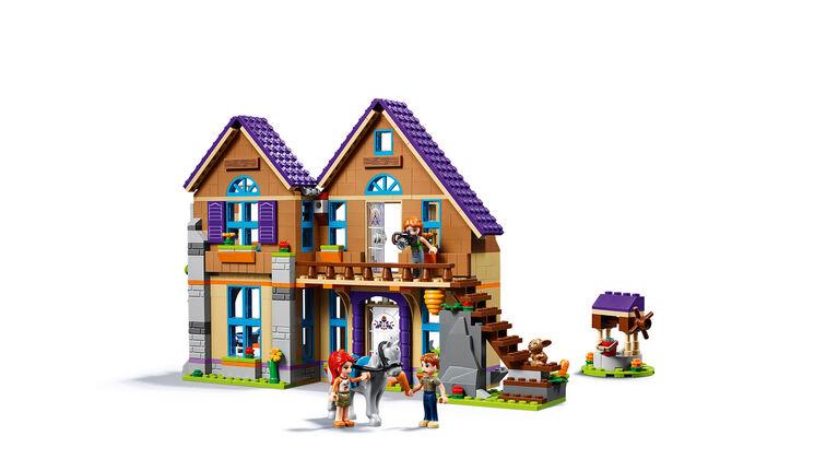LEGO Friends La maison de Mia 41369