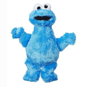 Playskool Friends Sesame Street Cookie Monster Mini Plush