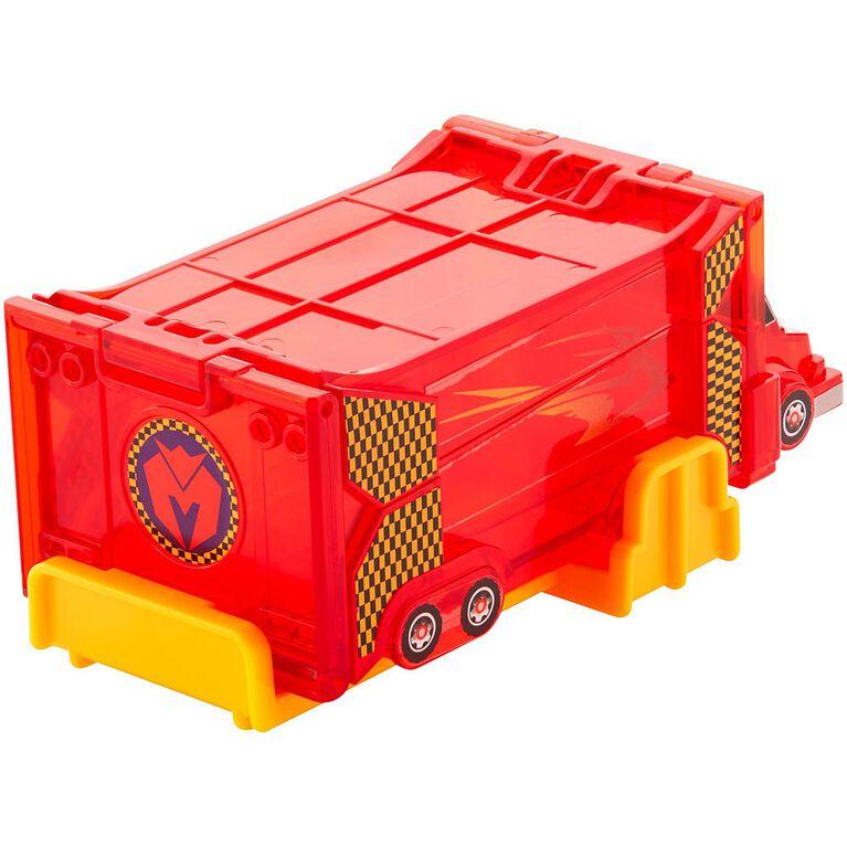 Mecard Standard Launch Rail- Red