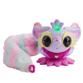 Pixie Belles - Layla (Purple) - Interactive Enchanted Animal Toy