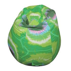 Boscoman - Fauteuils poire d'aspect teint noué en forme de poire - lime