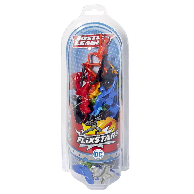 Justice League Flixstars 18-Pack
