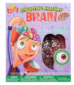 Scientific Explorer - Disgusting Anatomy Brain Science Kit