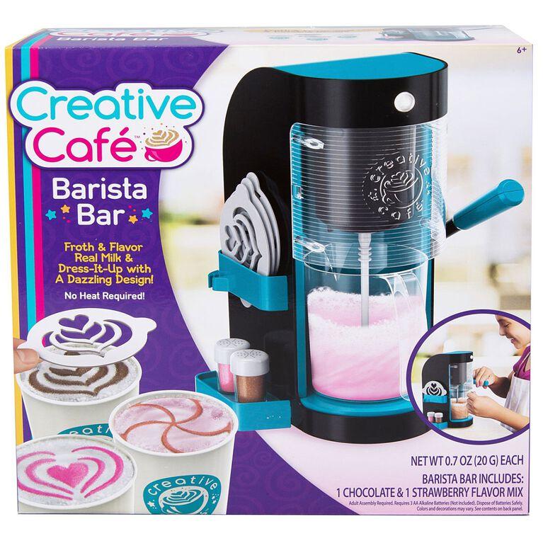Creative Cafe Barista Bar