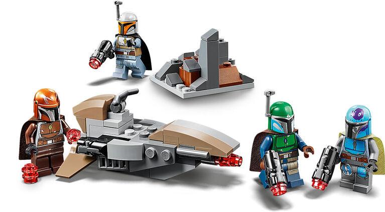 LEGO Star Wars TM Coffret de bataille Mandalorien 75267