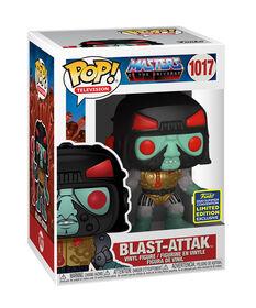 Figurine en Vinyle Blast Attak par Funko POP! MOTU (Convention D'été Exclusive) - R Exclusif