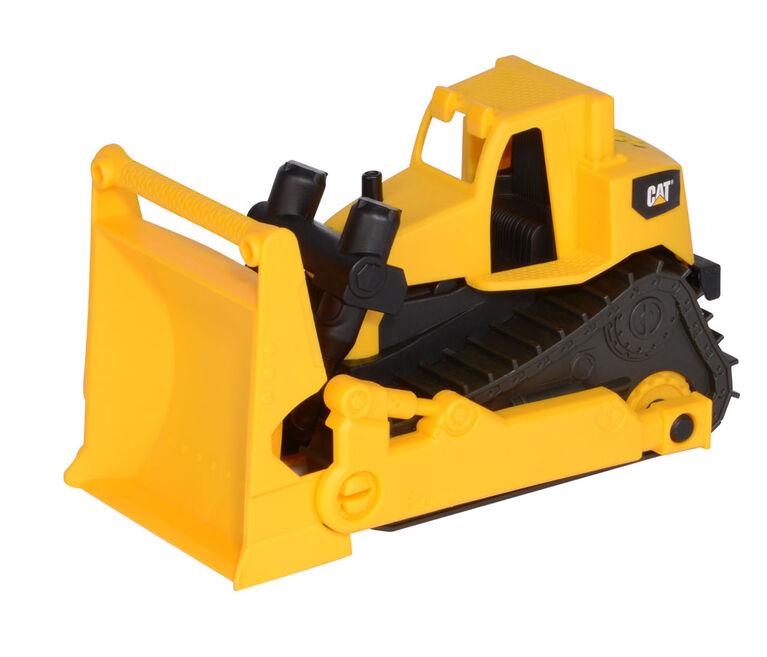CAT - Tough Tracks Rugged Machines - Bulldozer