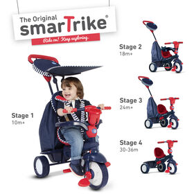 SmartTrike Star - Navy  4-in-1 Convertible Trike - R Exclusive