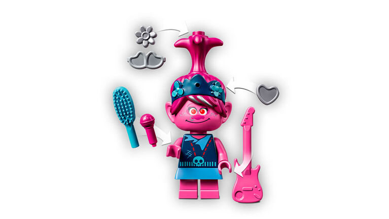 LEGO Trolls Le concert de Vulcarock City 41254