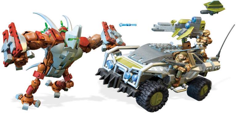Mega Construx - Halo - Coffret Forgehog contre Goliath Banni