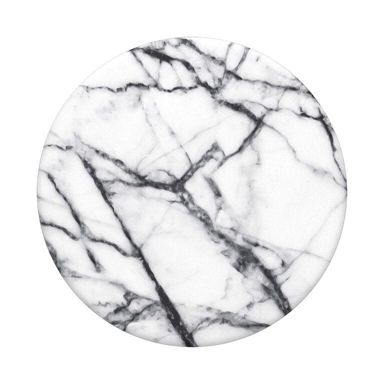 PopSocket Grip - White Marble