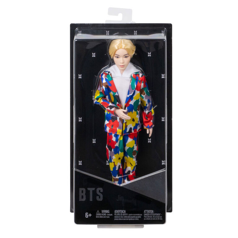 BTS Jin Idol Doll