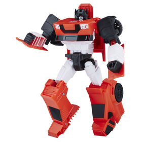 Transformers: Cyber Battalion Series Sideswipe