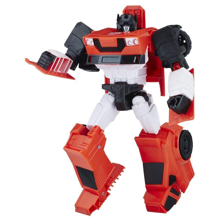Transformers: Cyber Battalion Series - Sideswipe